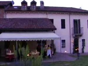 Ristorante Mulino del Casale ad Asti esterno
