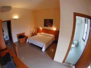 Camera dell'hotel