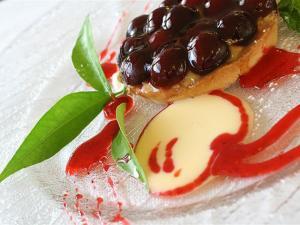 Particolare dessert