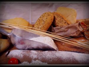 Pane spighe di grano