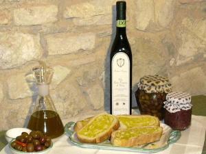 Olio d'oliva della casa