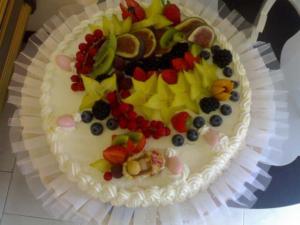 Torta Cristina