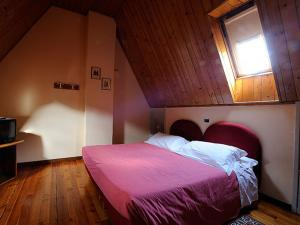 Appartamento tipo F 36 mansarda