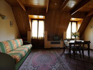 Appartamento tipo F 31 soggiorno