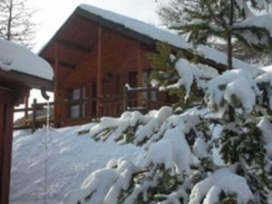 Inverno villaggio gofree