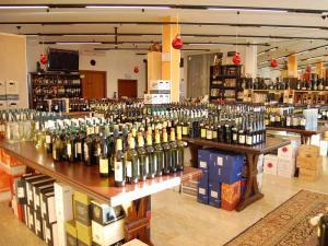 Angolo vini bianchi