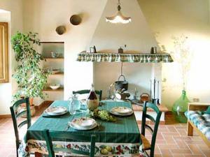 Sala pranzo Edera