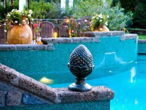 Dettagli piscina