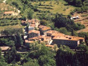 Il borgo di Gello Biscardo
