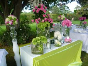 Buffet fiori