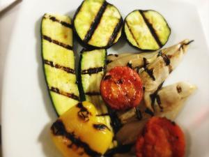 Le nostre verdure miste alla griglia