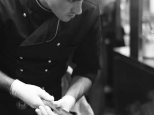 Chef Luigi Casotti