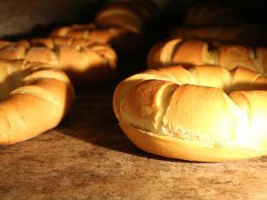 Ciambelle di pane