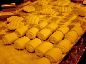 Pane lavorato interamente a mano