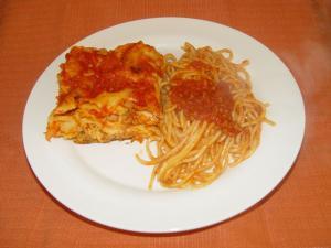 Chitarrina e lasagne