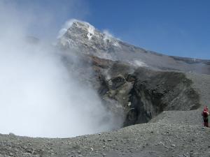 Cratere Etna centrale