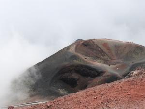 Etna sud Crateri Silvestri