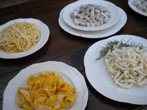 Esposizione pasta fresca