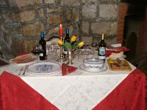 Degustazione vini e salumi Majella