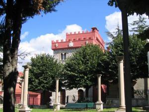Fronte castello