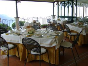 Terrazzo ristorante