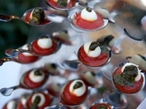 Antipasti buffet