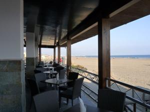 Esterno vista spiaggia