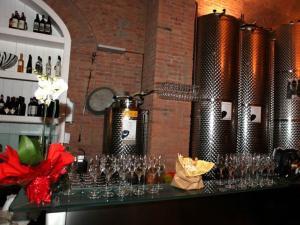 Il bar e il vino