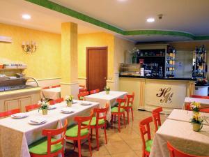 Sala colazione e bar