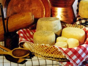 Il formaggio di vacca