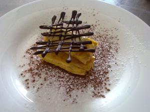 Rotolini di ricotta e cioccolato