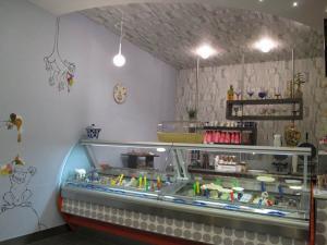 Bancone gelato