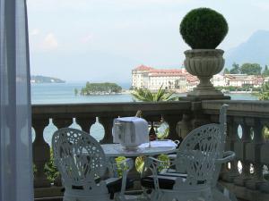 Tavolo per due in terrazza