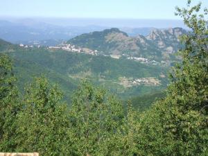 Vista della Vallata