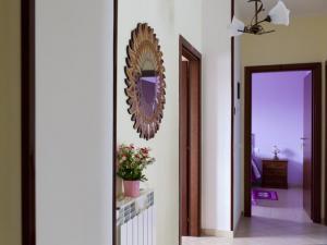 Corridoio di accesso alle camere