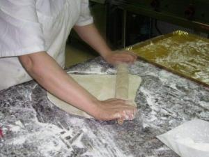 Lavorazione artigianale