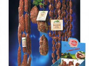 Bocconcino - Cacciatore - salsiccia napoli - salame mugnano