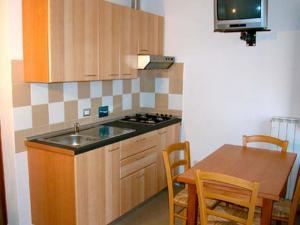 Bungalow Deluxe cucina