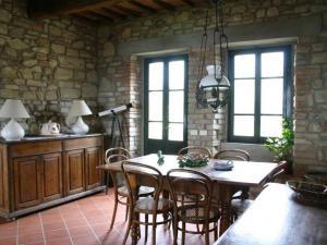 Sala da pranzo Casa degli Archi