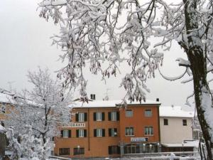 Esterno inverno neve