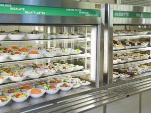 Esposizione piatti