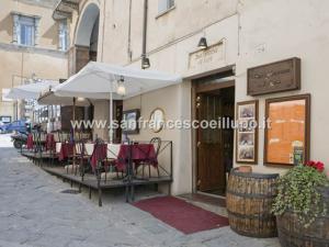 Ristorante Pizzeria San Francesco e il Lupo