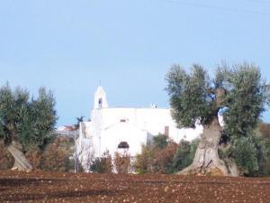 Esterno Masseria