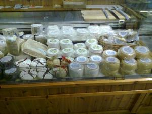 Bancone formaggi