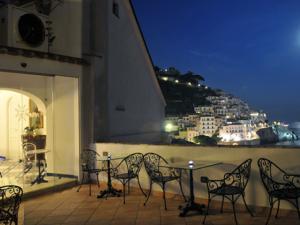 Panorama di sera