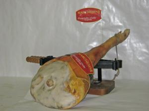 Prosciutto stagionato Parma con osso 15-17 mesi 10 kg