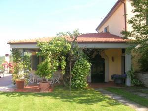 Casa Alessandra giardino