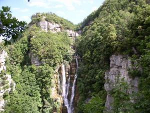 Dintorni cascate di Borrello
