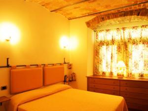 Il giardino camera da letto