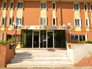 Ingresso - hotel Astoria